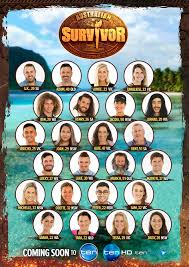 Australian Survivor 2017 cast